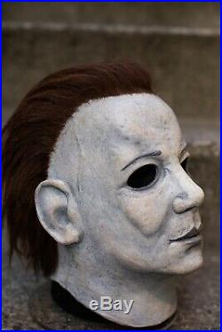 Myers Mask Halloween 6 Brad Hardin QOTS 2019 Ltd. Not SSN Jason Freddy