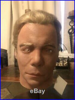 NAG 98 Proto Cast Kirk Mask. Myers, Freddy, Jason