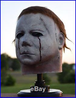 NAG JC 75K H2 Blood Tears Michael Myers Mask