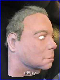 NAG MMK 75 Prototype mask Kirk Myers Halloween