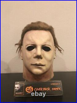 NAG Michael Myers Cover Mask re-hauled by Parm-FX See Details
