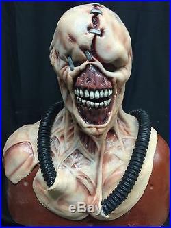 Nemesis Silicone Mask Resident evil krueger WFX Freddy halloween Zombie