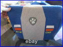 Pottery Barn Kids Halloween costume Paw Patrol Chase dog Car medium 4 6 New