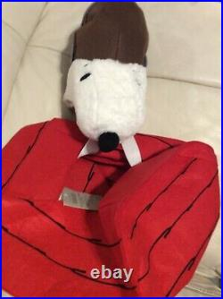 Pottery Barn Kids Red Baron Snoopy & Dog House 3D Costume 3T NWT Halloween