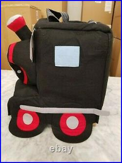 Pottery Barn Kids Train Conductor Straps Halloween Costume Size 3T #2901