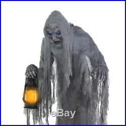 Pre Order-halloween Animated Life Size Wailing Phantom Ghoul Decoration