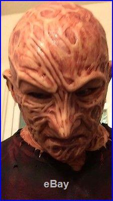 Professional Silicone Freddy Kruger Mask Freddy VS JASON Version