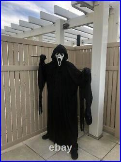 Public Enemy Studios Scream 3 Robe (2016 Sparkle Version) Read Description