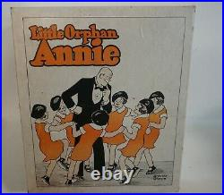 RARE 1930s Little Orphan Annie Costume Complete in Original Box No. 500 #AF63