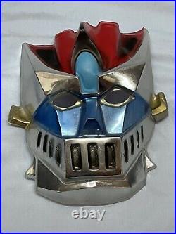 RARE Vintage Ben Cooper 1977 Mattel Shogun Warriors Halloween Mask