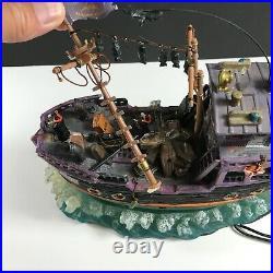 Rare & Retired Transylvania Transport Lemax Spooky Town #95885 Halloween