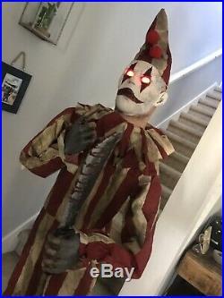 Rare Silent But Deadly Spirit Halloween Prop