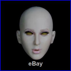 Realistic silicone mask Masquerade cosplay drag queen crossdresser