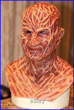 Roberto Freddy Krueger Silicone Mask Not SPFX CFX Darkride