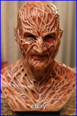 Roberto Freddy Krueger Silicone Mask SPFX CFX