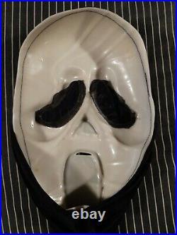 Scream Mask Fearsome Faces Fun World Ghost Face Rare