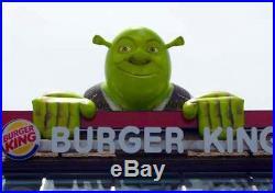Shrek Burger King Giant Inflatable
