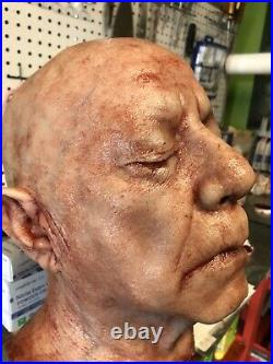 Silicone Severed Head
