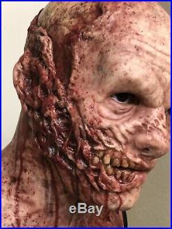 SkullTop Zombie Silicone Mask Not SPFX CFX