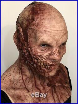 SkullTop Zombie Silicone Mask SPFX CFX