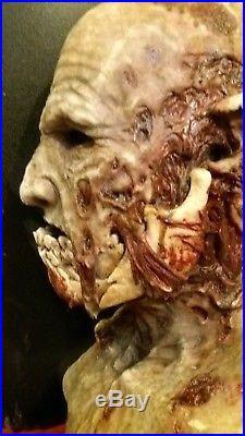 Slackjaw Cfx Silicone Zombie Mask