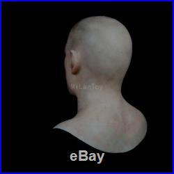 Soft Silicone skin realistic masks QTN-1