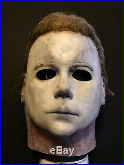 Spookhouse Props JFK H2 Michael Myers mask