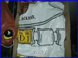 Star Wars Return Of the Jedi Admiral Ackbar costume and mask