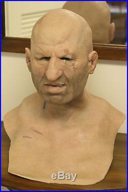 Super-rare! SPFX Thug Mask made by the late Rusty Slusser himself