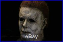 TOTS Halloween 2018 Michael Myers Mask Jordan Michael Duffourc