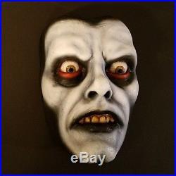 The Exorcist Captain Howdy 11 scale mask bust head prop Regan Pazuzu demon 1973