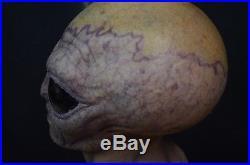 The Grey silicone mask by Metamorphose Masks