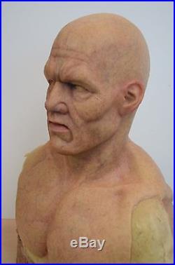 The Superhero Silicone mask by metamorphosemasks. Com