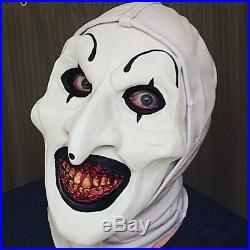 The Terrifier Mask Art the Clown Mask horror