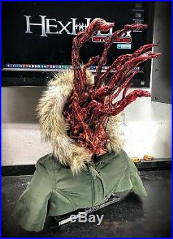 The Thing Bust Tribute Collector Life Size Prop Non Mask Movie Horror