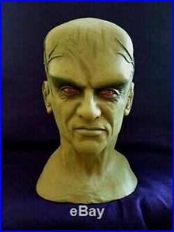 The Thing Latex Mask Bust Tharp Not Don Post Halloween Monster