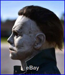 Trick Or Treat Studios Halloween 2018 H40 Michael Myers Mask Mathew Mayhem