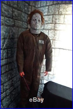VIDEO Holy Grail Gemmy Lifesize Rob Zombie Michael Myers