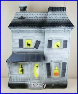 VTG Empire Union Don Featherstone Blow Mold Halloween Haunted House 1995 EUCRARE