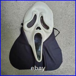 VTG Scream Ghostface Halloween Mask Kids Costume Easter Unlimited Fun World