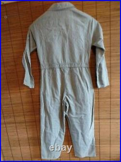 Vintage 1950s STEVE CANYON by MILTON CANIFF Childs coveralls