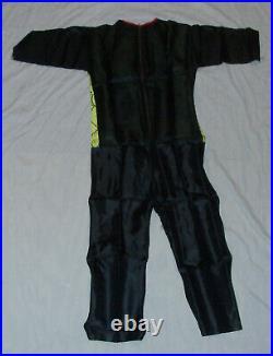 Vintage 1965 UNCLE FESTER ADDAMS FAMILY Halloween Costume Ben Cooper MUNSTERS