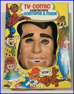 Vintage 1976 Ben Cooper The Fonz Halloween costume