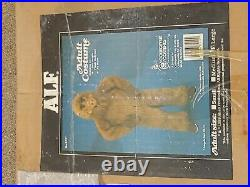Vintage 1988 Collegeville ALF Adult Size LARGE Costume, Full Body Furry Suit