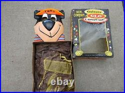 Vintage Ben Cooper Halloween Yogi Bear Costume with original box Rare 1961 Large