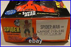 Vintage Ben Cooper Spider-man costume