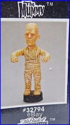 Vtg Halloween Universal Monsters Telco Motionettes The Boris Karloff Mummy