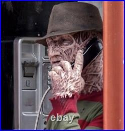 WFX Freddy Inferno Part 4 Silicone Krueger Mask