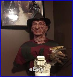 WFX Inferno VS. From Freddy Vs. Jason Silicone Mask With Detailed Airbrushing